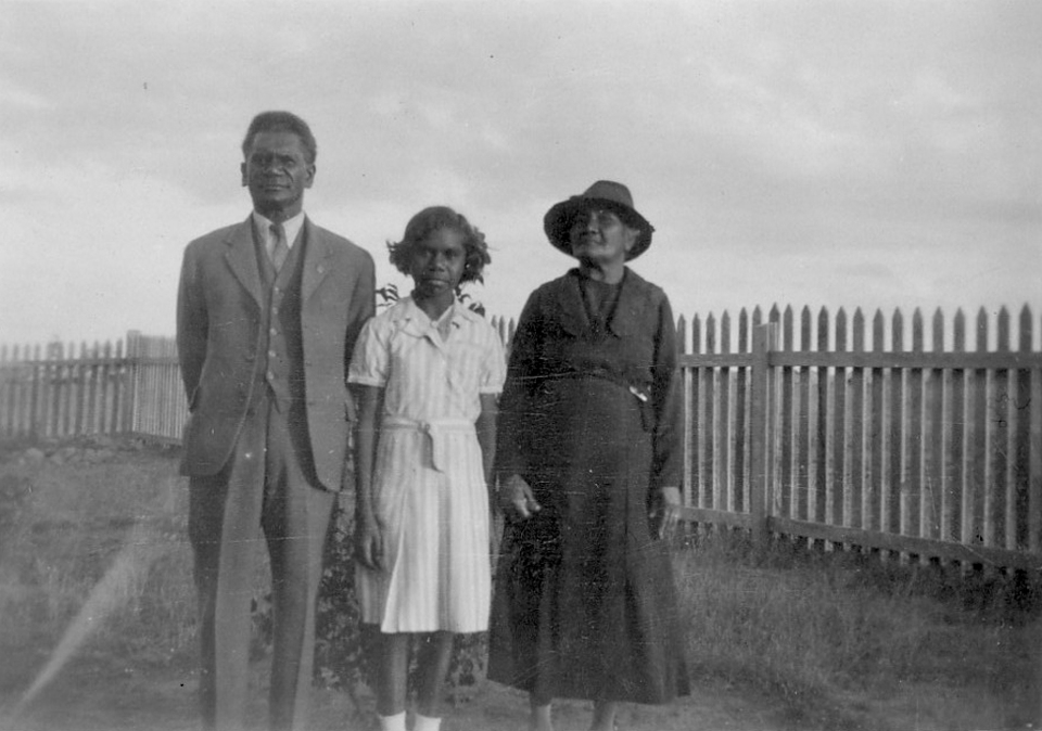Family group at Cherbourgh c1940