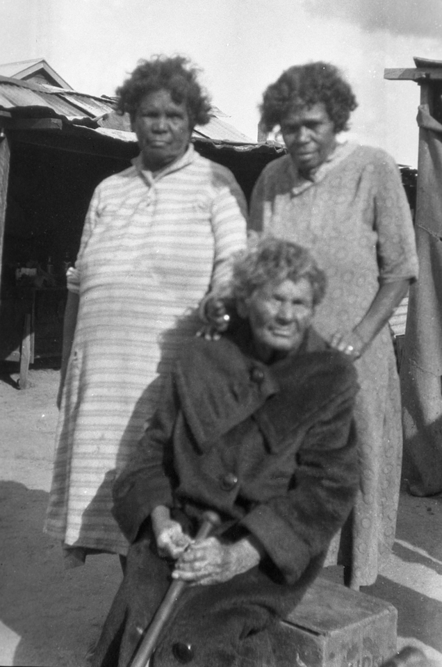 Group of elders at Cherbourg 1934