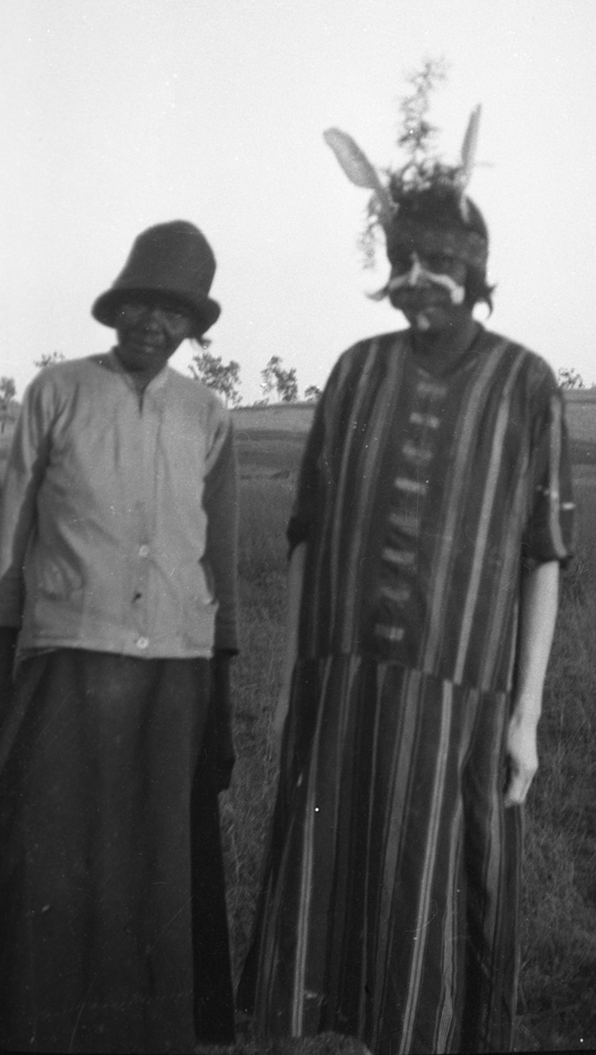Women at Cherbourg Aboriginal Settlement 1934