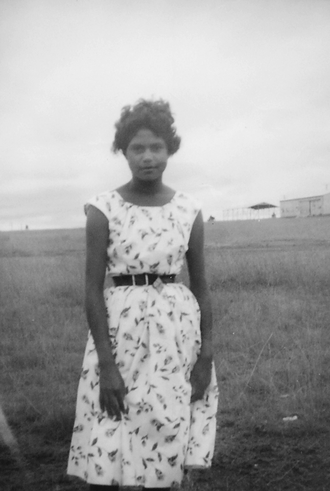 Young woman from Cherbourg 1961