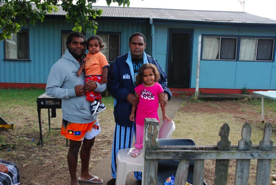 Dynevor family group 2012