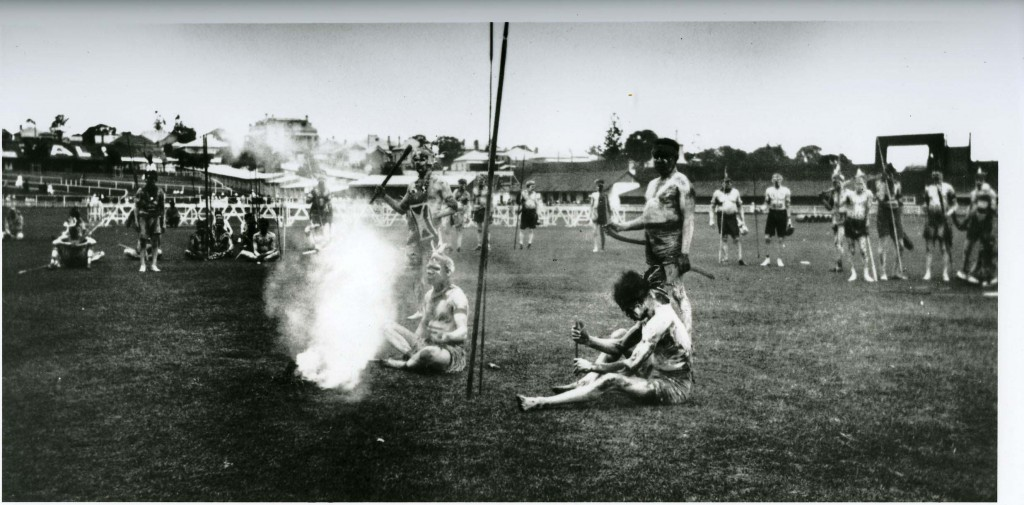 Grand Native Corroboree at the RNA Bowen Hills 1924
