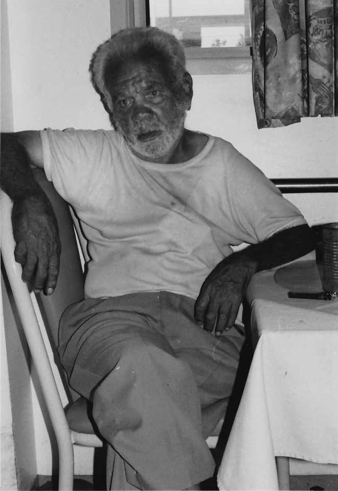 Jack Harrison Cherbourg Elder c1996