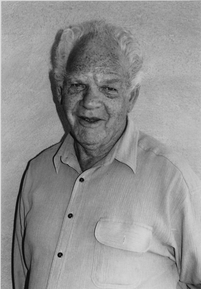 Jim Graham Cherbourg Elder c1996