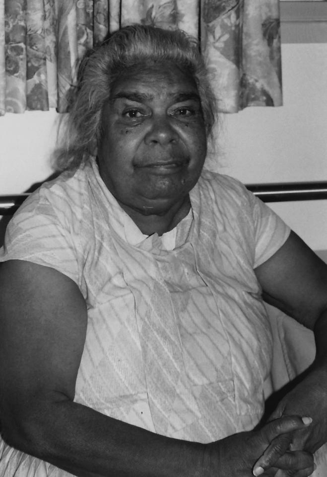Penny Bond Cherbourg Elder c1996