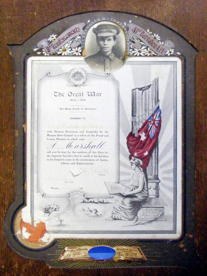 Archibald-Marshall-Memorial-Board_1920