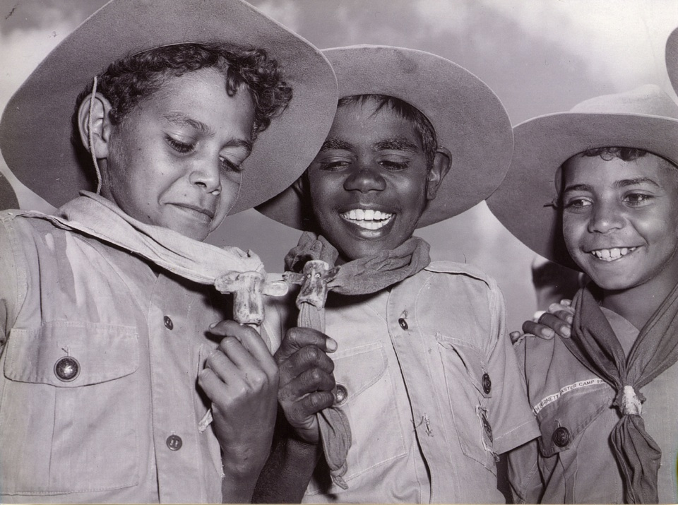 Boy-Scouts-at-Cherbourg_1958