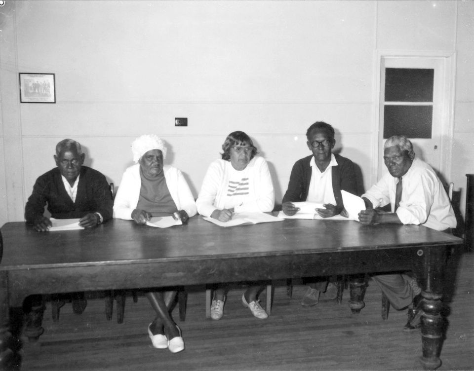Cherbourg-Community-Council-meeting_1973