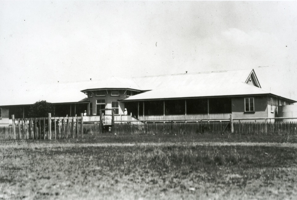 Cherbourg Settlement Hospital c1930