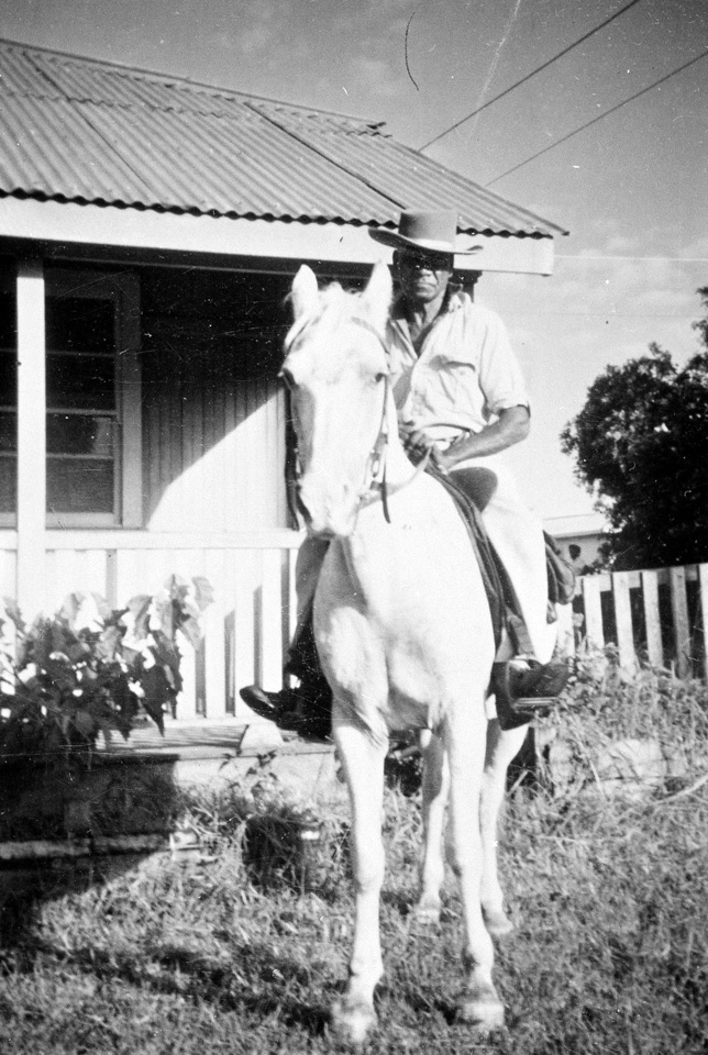 Dick Nal'bo Cobbo at Cherbourg c1940