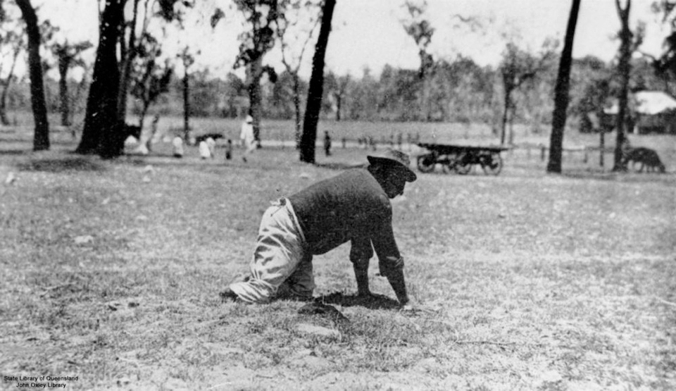 Bindoo at Barambah Aboriginal Settlement 1911