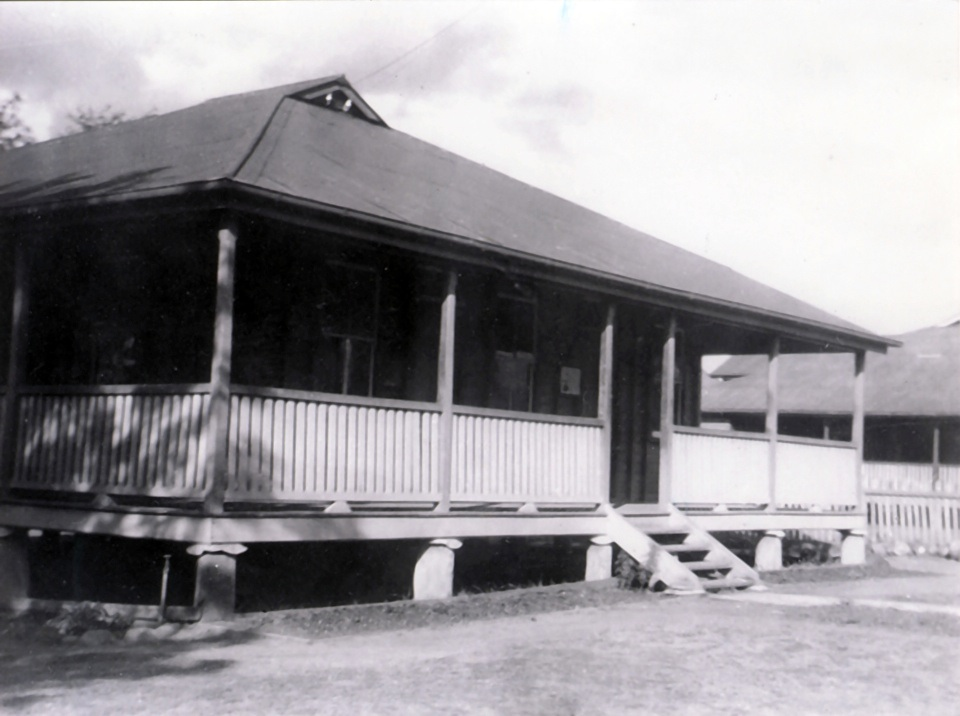 Superintendents Office at Barambah Aboriginal Settlement c1926