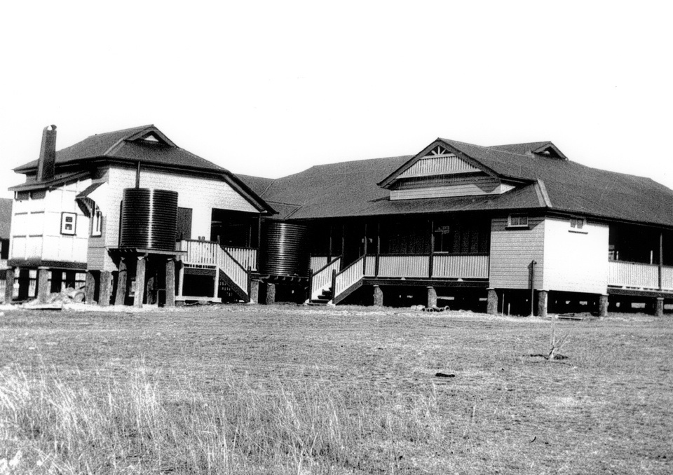 The Boys Dormitory at Barambah Aboriginal Settlement c1929